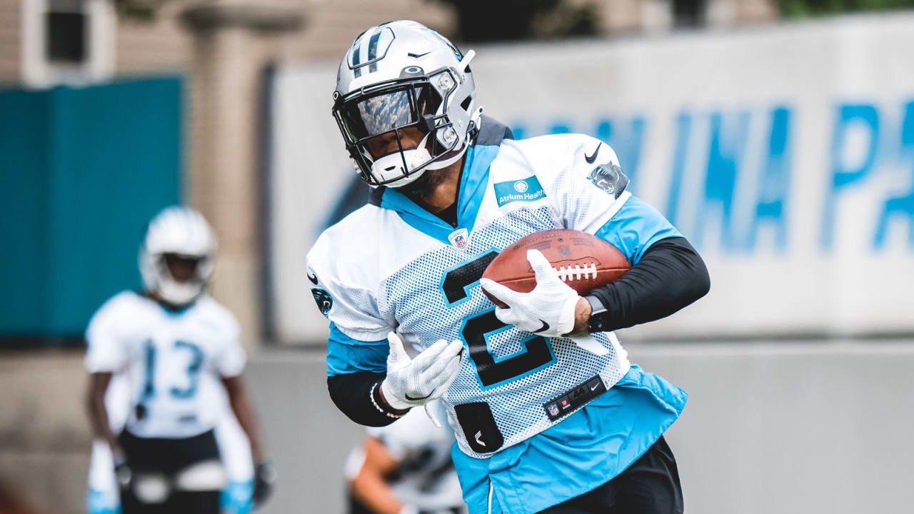 """DJ Moore is even-keeled, but knows you have to """"have that dog"""" when  stepping onto the field"""