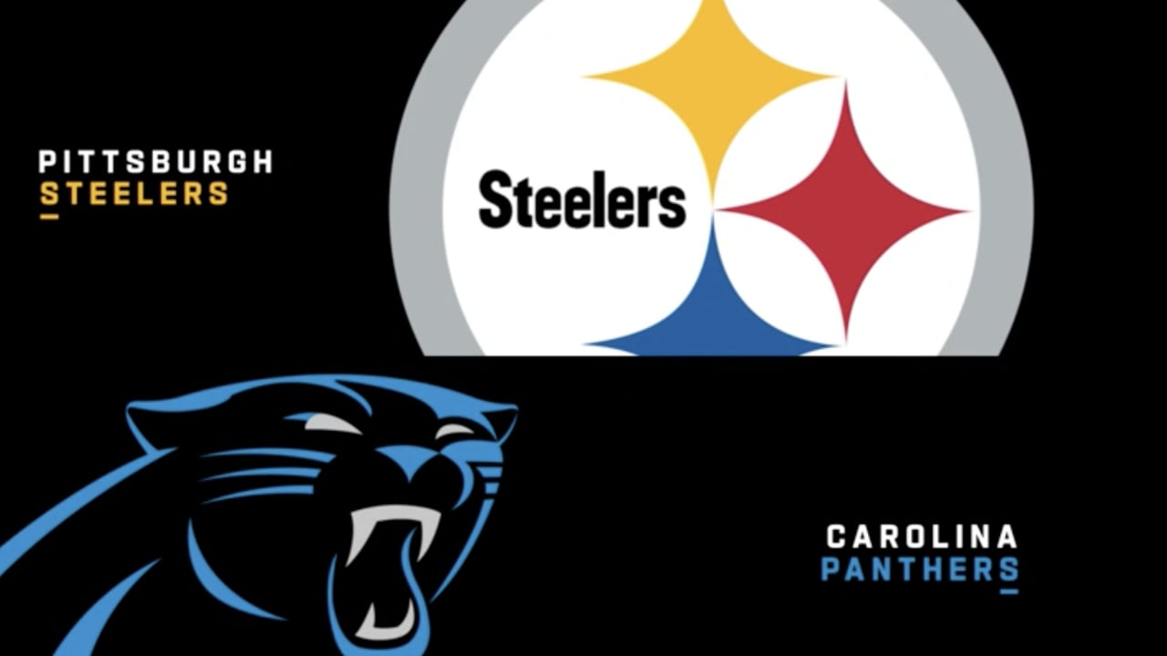 Highlights: Panthers vs  Steelers
