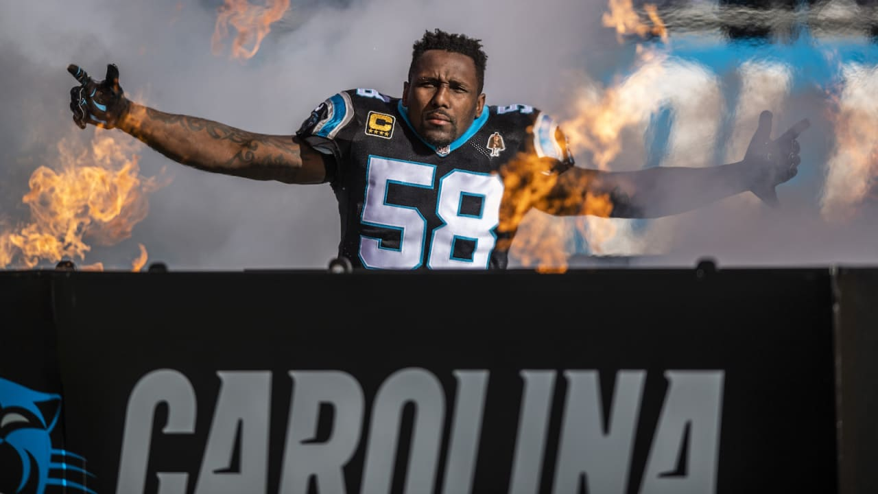 Thomas Davis announces retirement, homecoming - Panthers.com