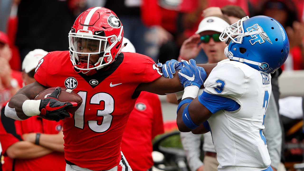 Panthers Agree To Terms With Four Undrafted Rookies