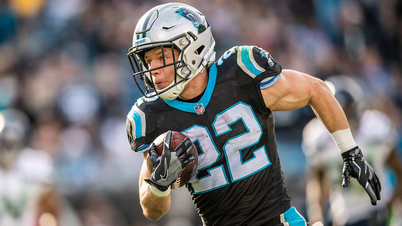 Best plays from Christian McCaffrey s 237-yard day e99fba4af