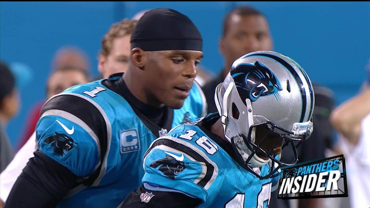 Panthers Insider: Brotherly love for Philly Brown