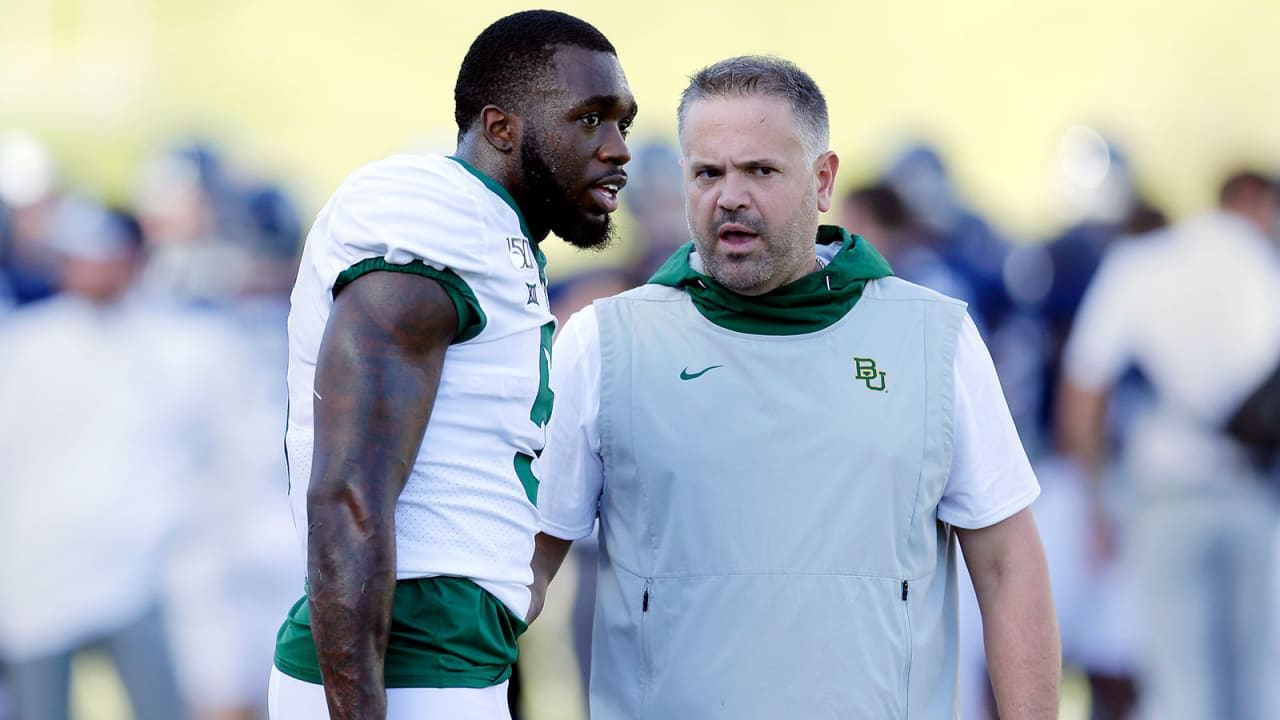 Baylor Players At Senior Bowl Describe What It Was Like To Play For Coach Rhule
