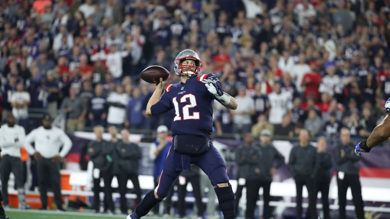 a77ab817e9d Tom Brady's best throws from Week 5