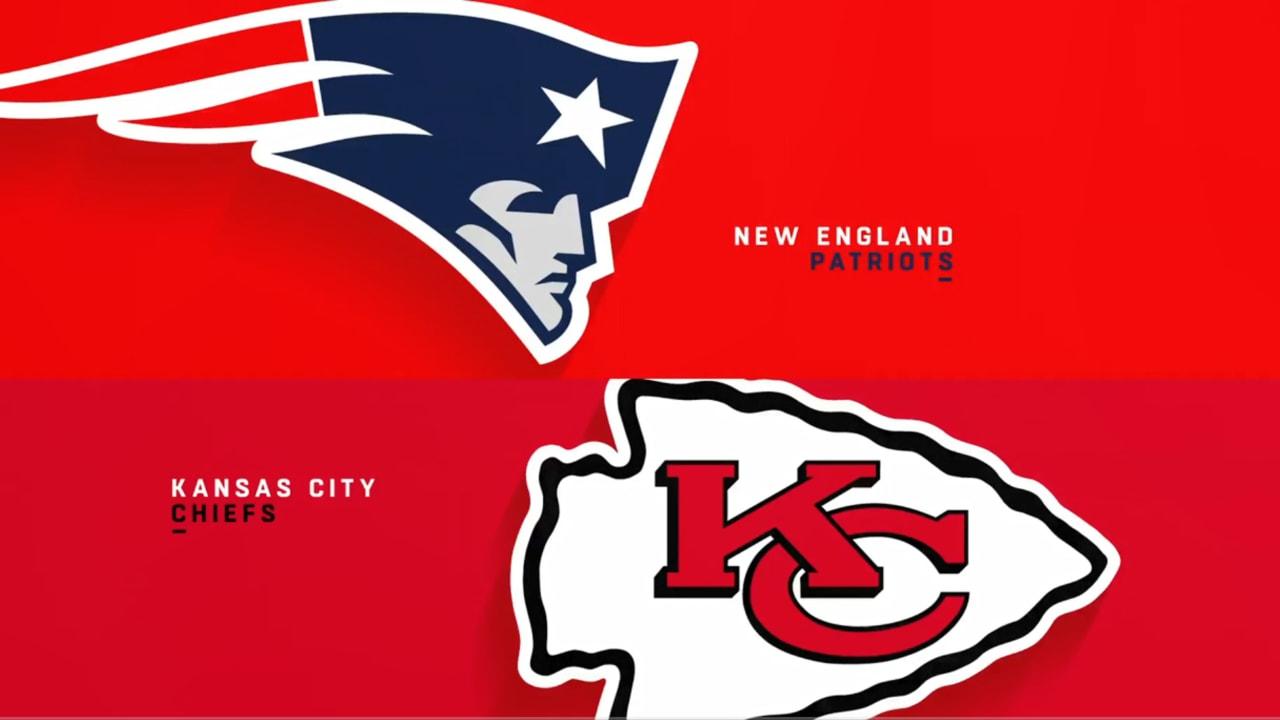 1d4a13f7 Patriots vs. Chiefs highlights   AFC Championship Game