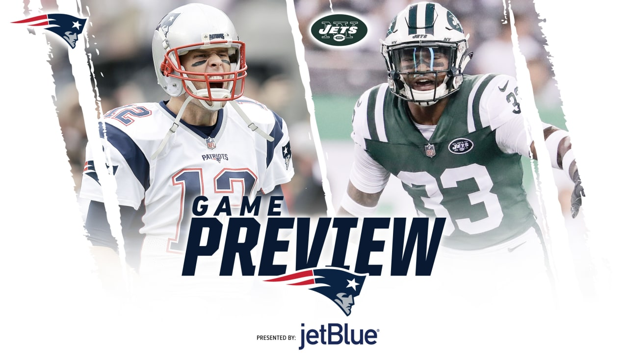 Game Preview  Patriots at Jets 0861f65da