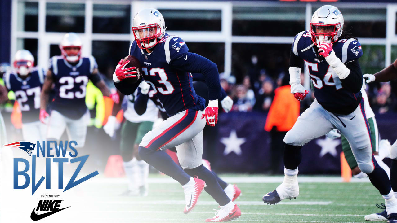 ae7141af1 News Blitz 12 31  A blowout Patriots win and a bye