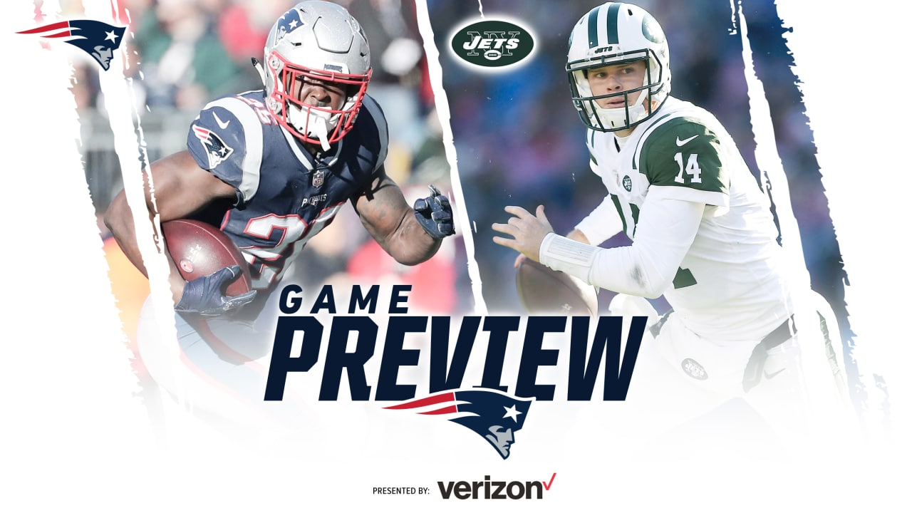 658750c1 Game Preview: Jets at Patriots