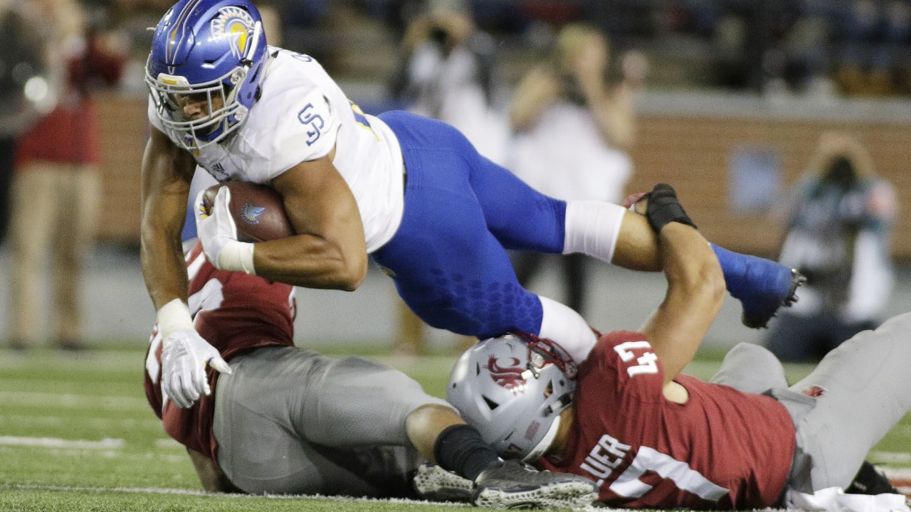 Superb 2019 Draft Prospects Josh Oliver Te San Jose State Caraccident5 Cool Chair Designs And Ideas Caraccident5Info