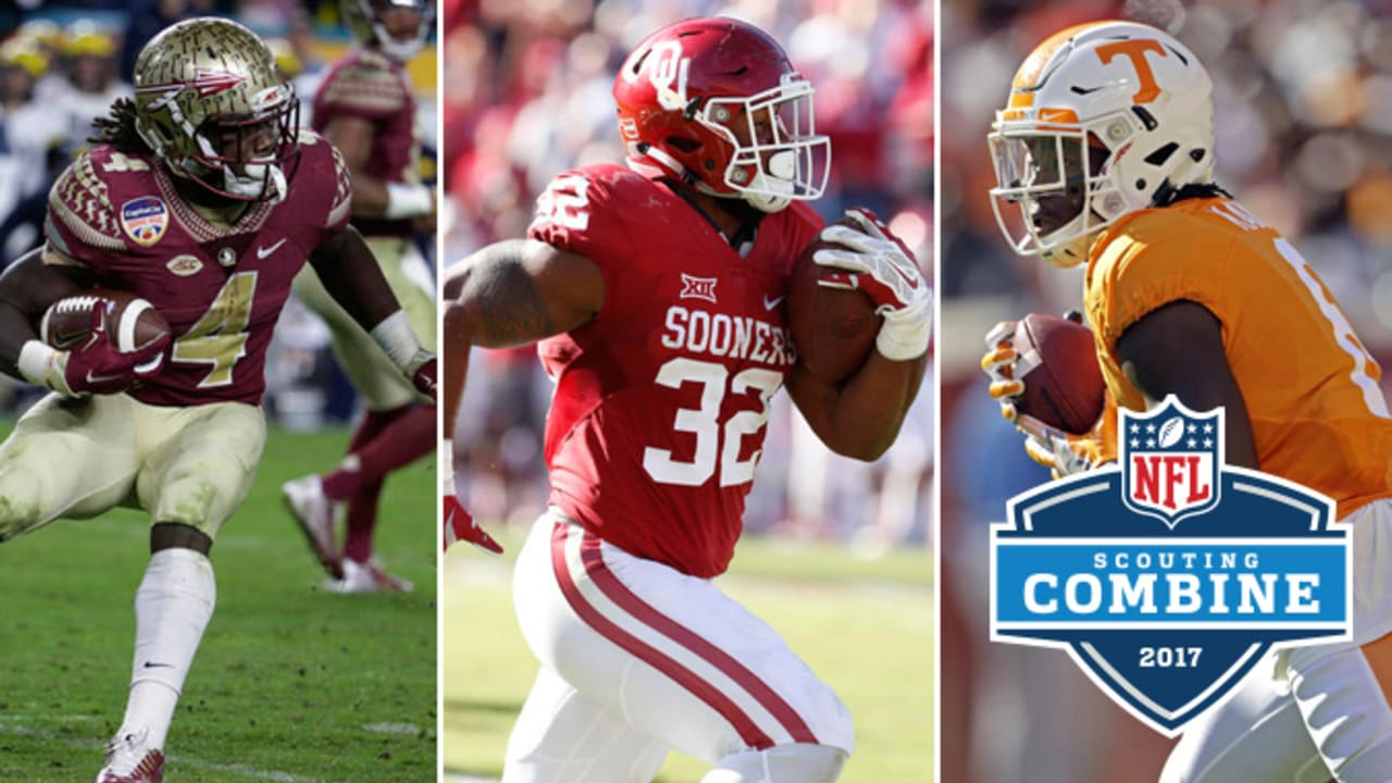 6bfee4f25 Combine  RB class offers big bodies and deep talent