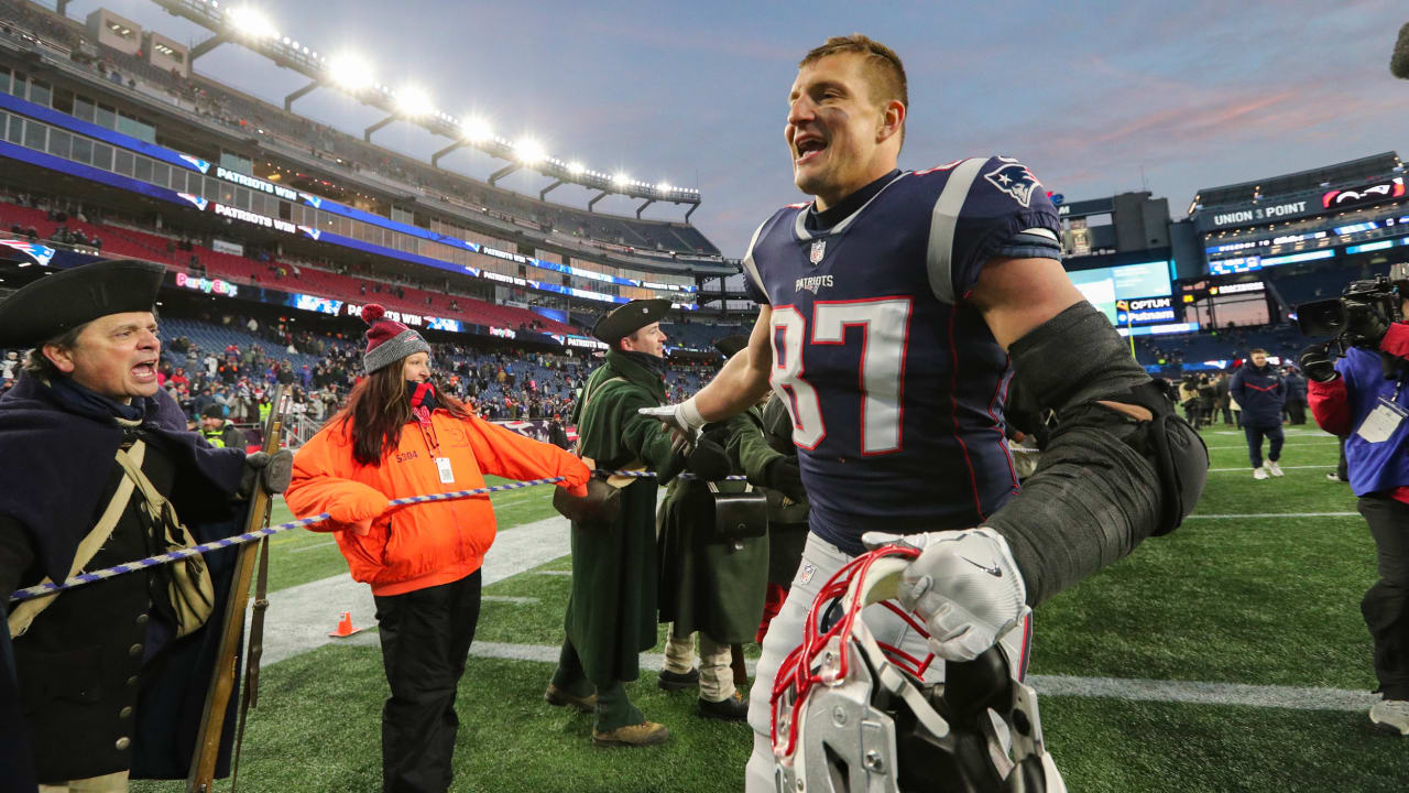 f0c8f9be6 Reflection  Rob Gronkowski s legacy goes beyond football
