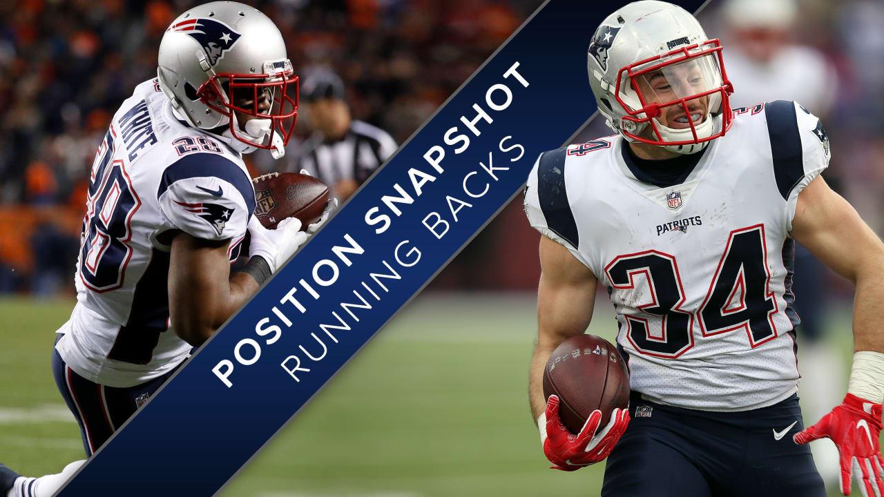 position snapshot running backs