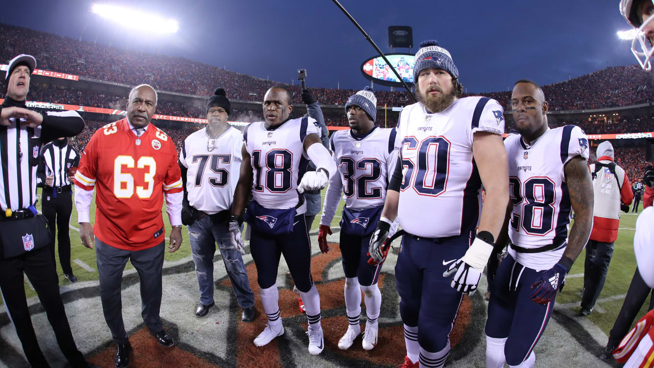 d824ace11 Matthew Slater reveals the story behind his coin toss call