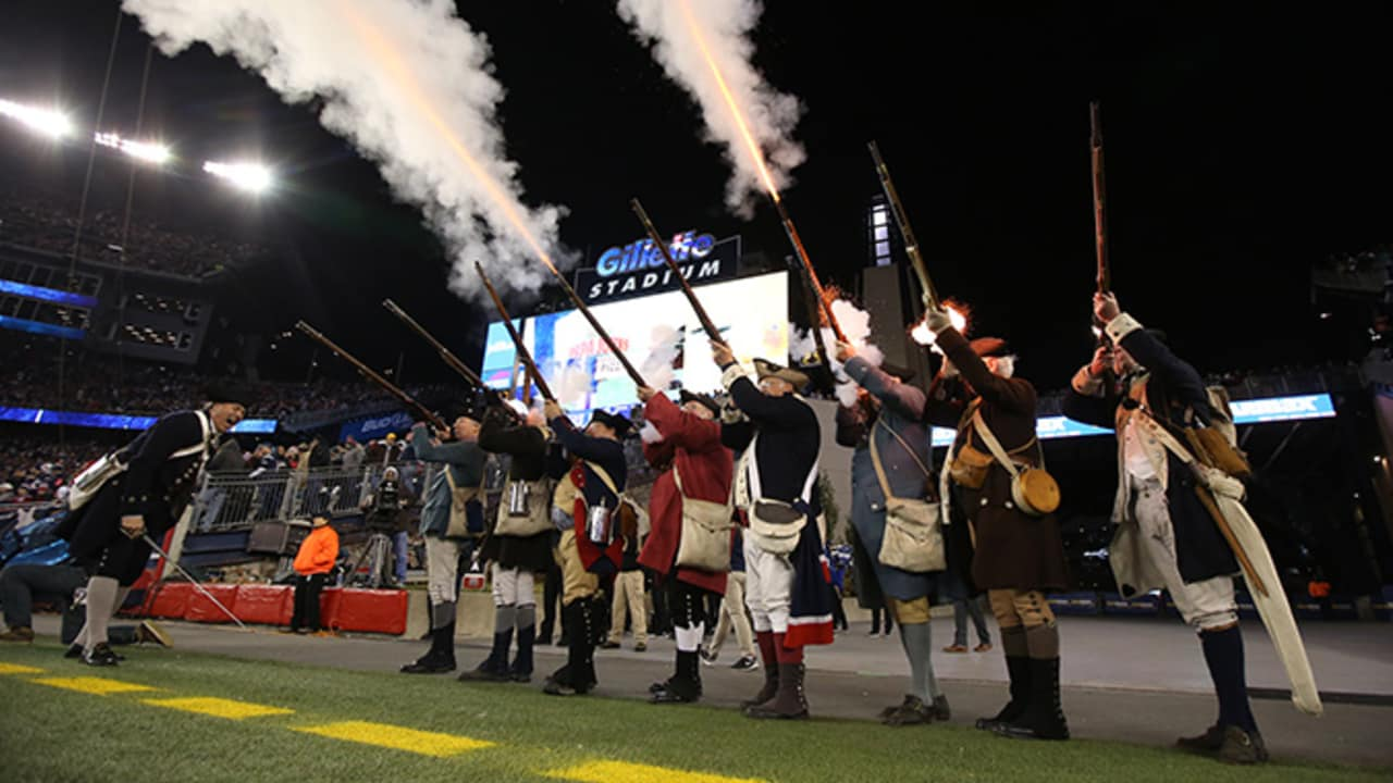 1054fe1e The Patriot Act: A look at the endzone militia