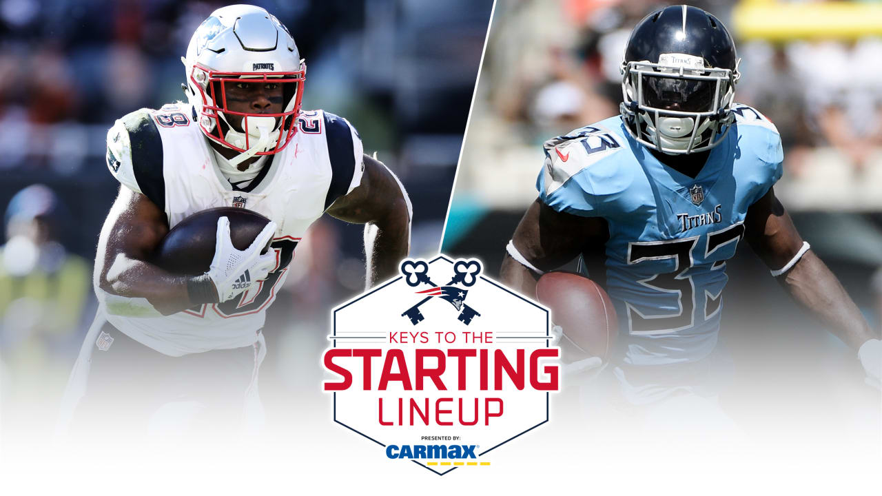 Keys to the Starting Lineup presented by CarMax  Plenty of fight in  Vrabel s Titans 19183245c