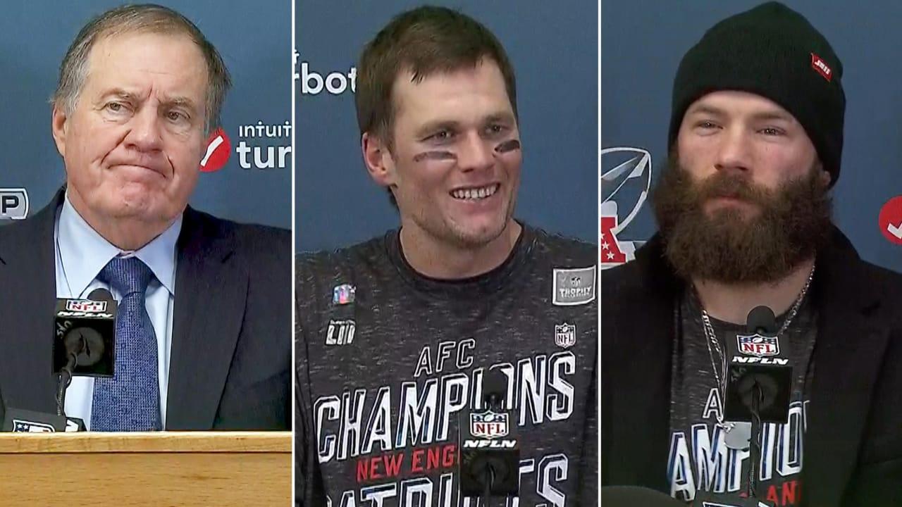2de918155 New England Patriots Postgame Transcripts 1 20