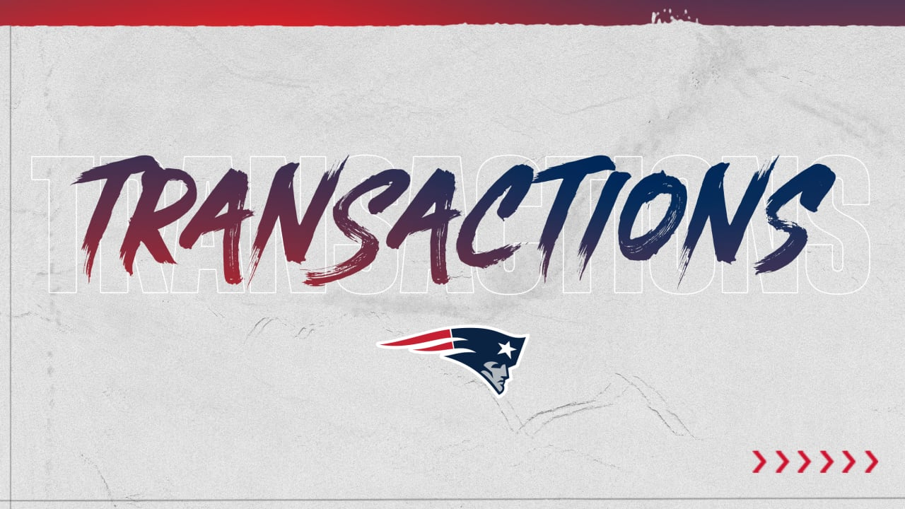 Patriots Sign Lb Michael Pinckney To The Practice Squad Release Dl Xavier Williams From The Practice Squad