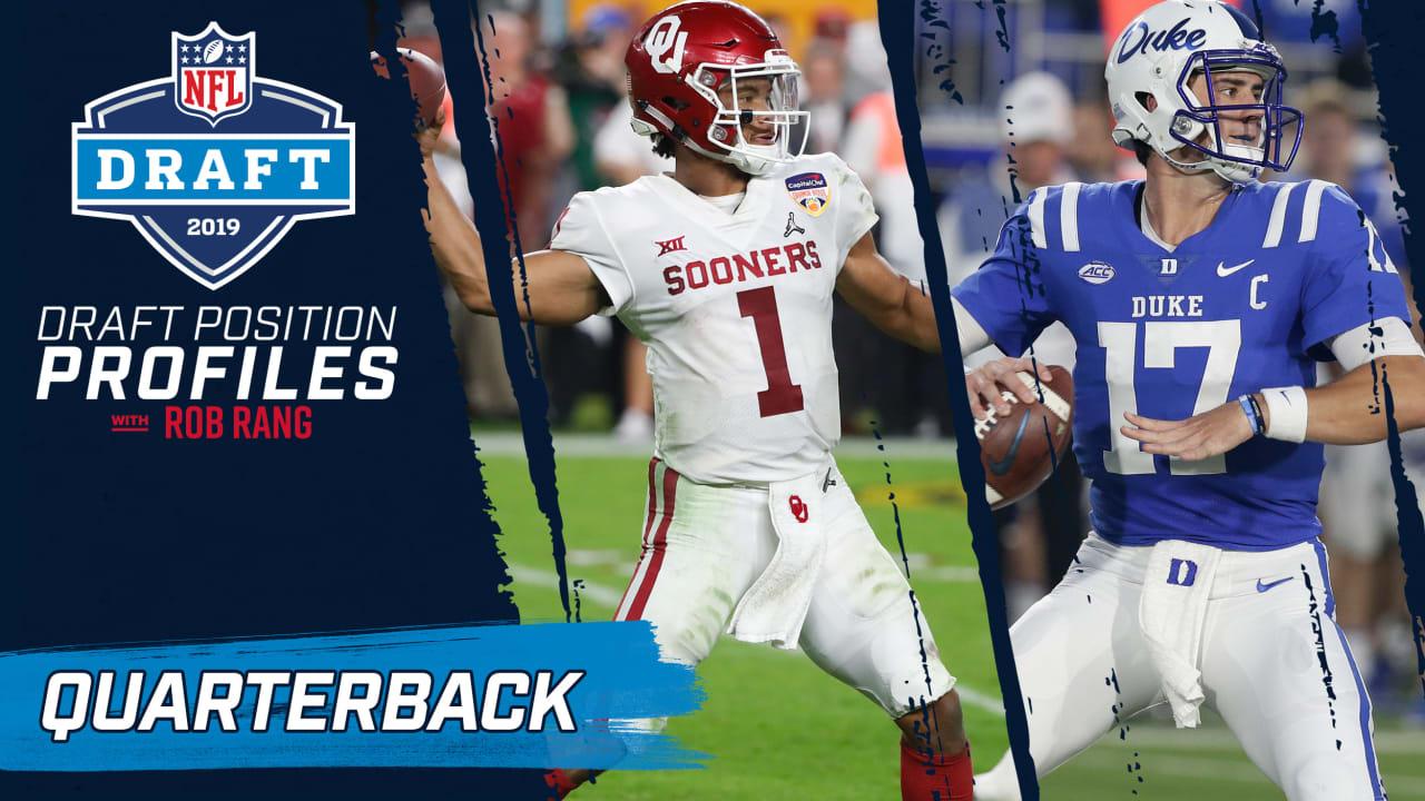 Draft Prospect Profiles: Quarterback
