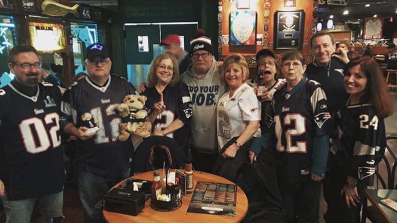 8f0815ef0 Fan Club of the Month: VA Beach Patriots Fans