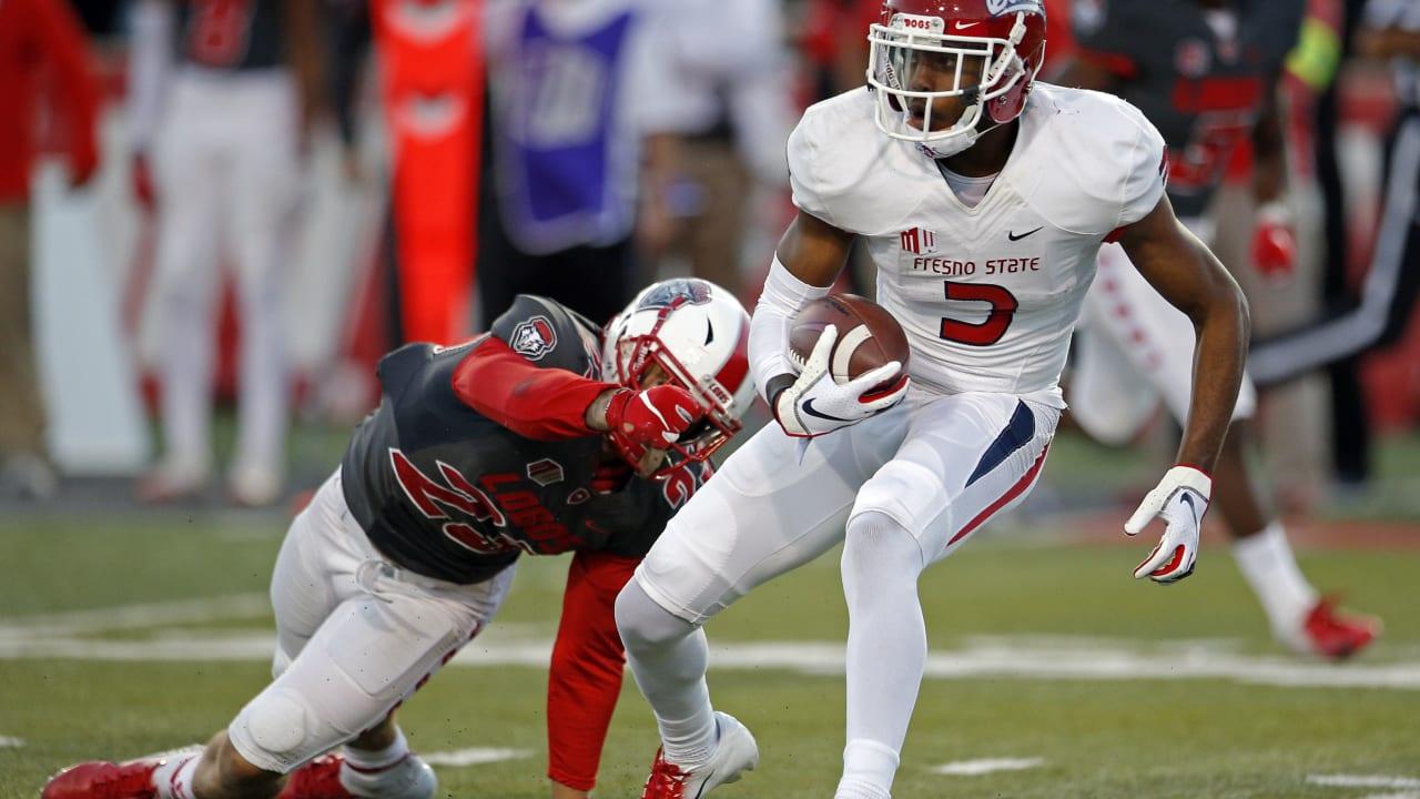 2019 Draft Prospects: KeeSean Johnson, WR, Fresno State