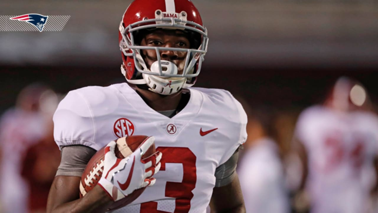 Why Did The New England Patriots Bring Alabama Wide Receiver Calvin Ridley In For A Visit
