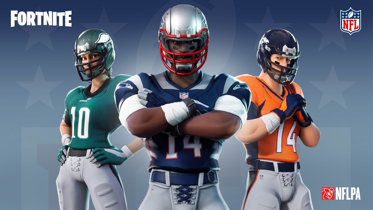 The NFL Enters the World of Fortnite