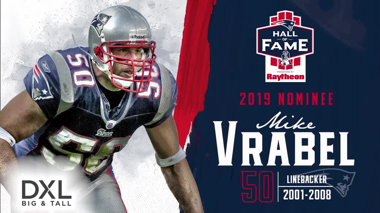 3b711bf2f8a Patriots Hall of Fame Nominee: Mike Vrabel