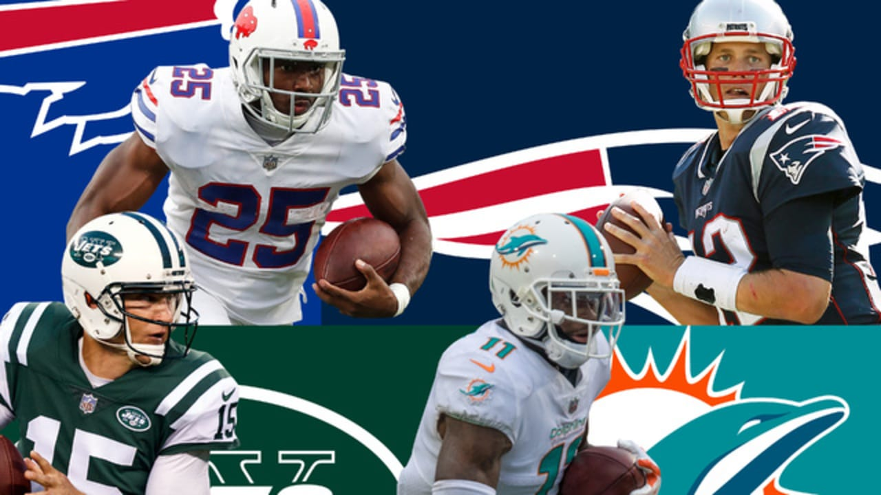 d41d9a96445 Expert record predictions for every AFC East team in 2018