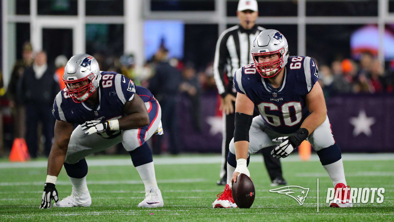 Patriots Position Snapshot: Offensive Line