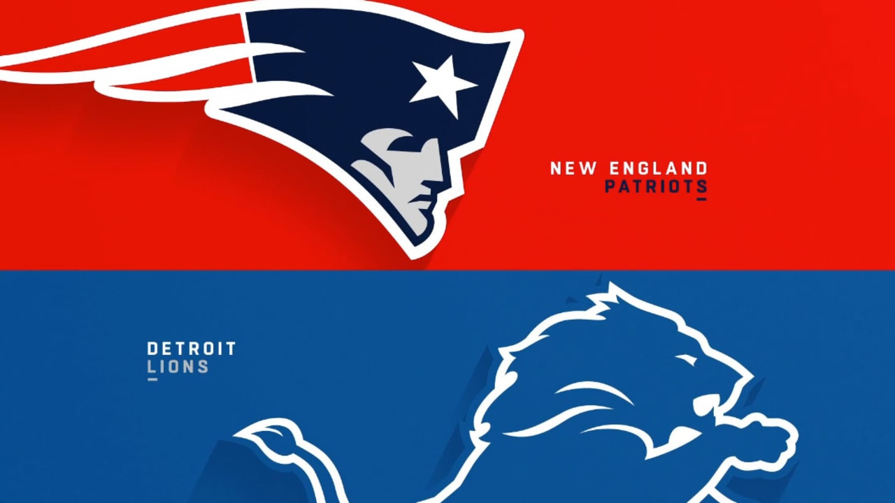 Patriots Vs Lions Highlights Preseason Week 1