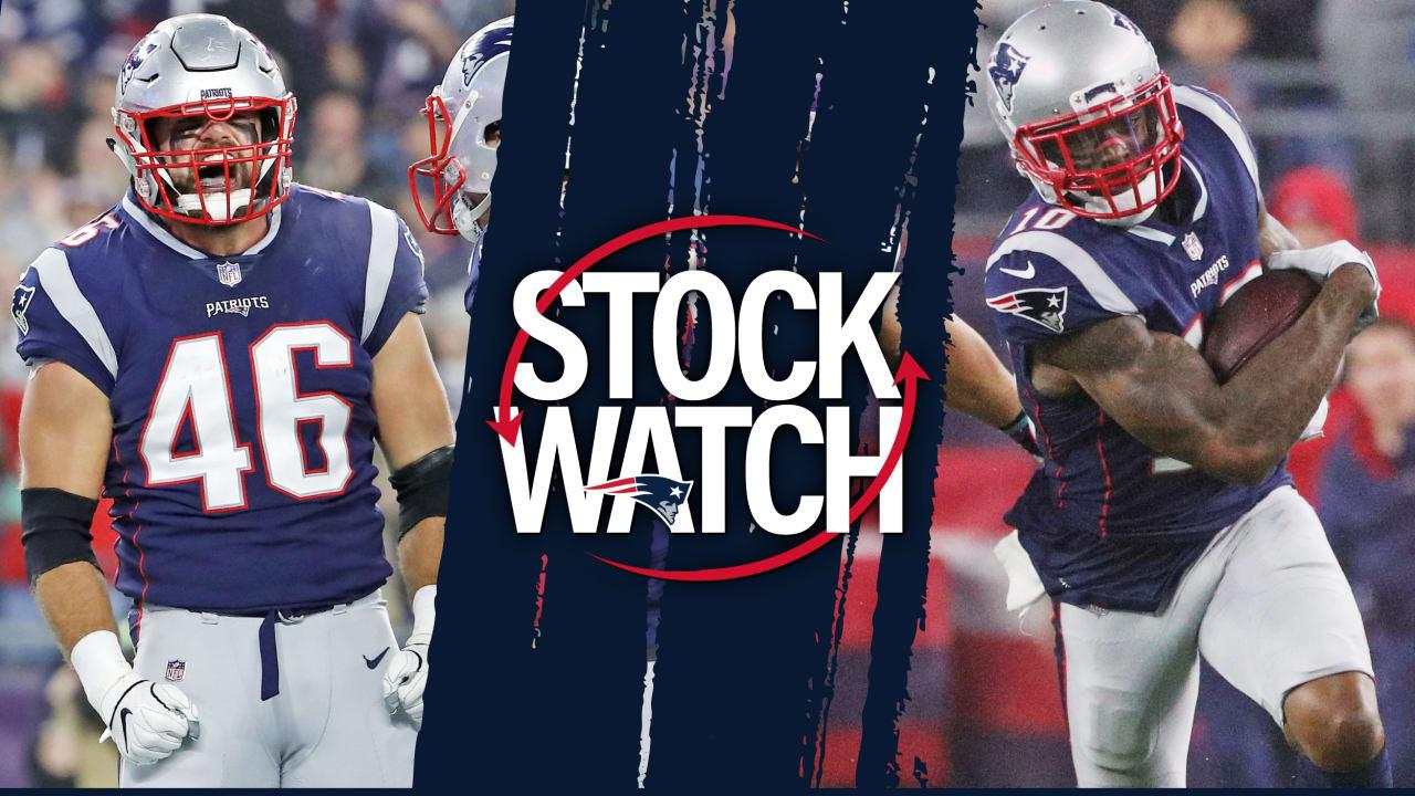 91d982df573 Stock Watch: Develin, Gordon help Patriots put away Vikings