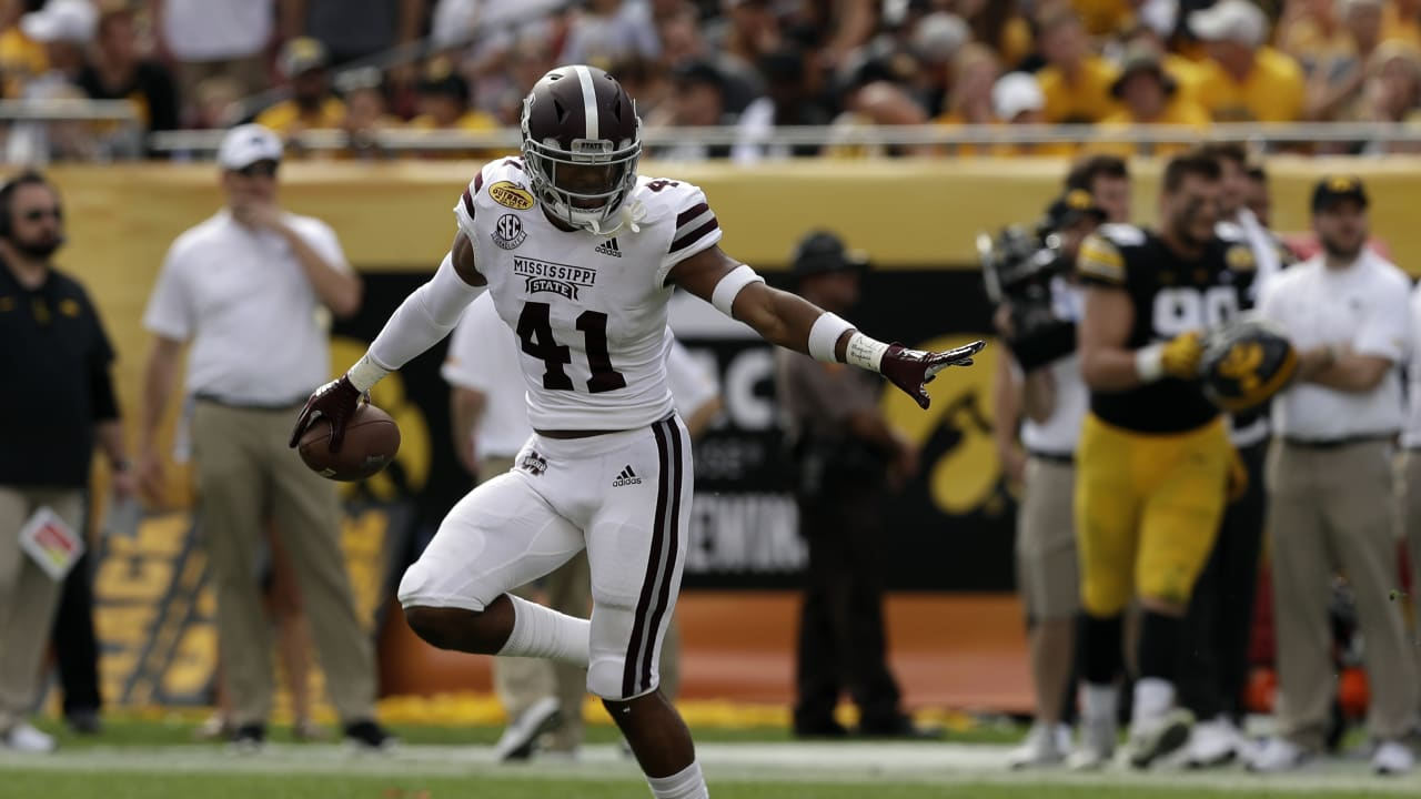 low priced 0ba01 6d910 2019 Draft Prospects: Mark McLaurin, S, Mississippi State
