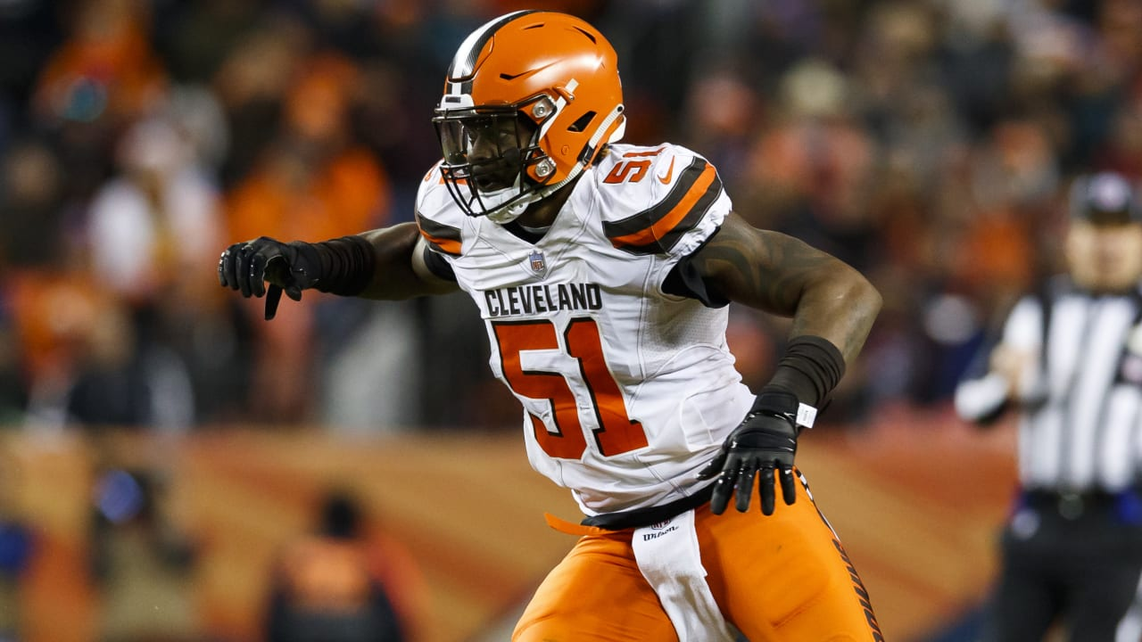quite nice 5a514 fc2af LB Jamie Collins released by Browns, could he return to ...