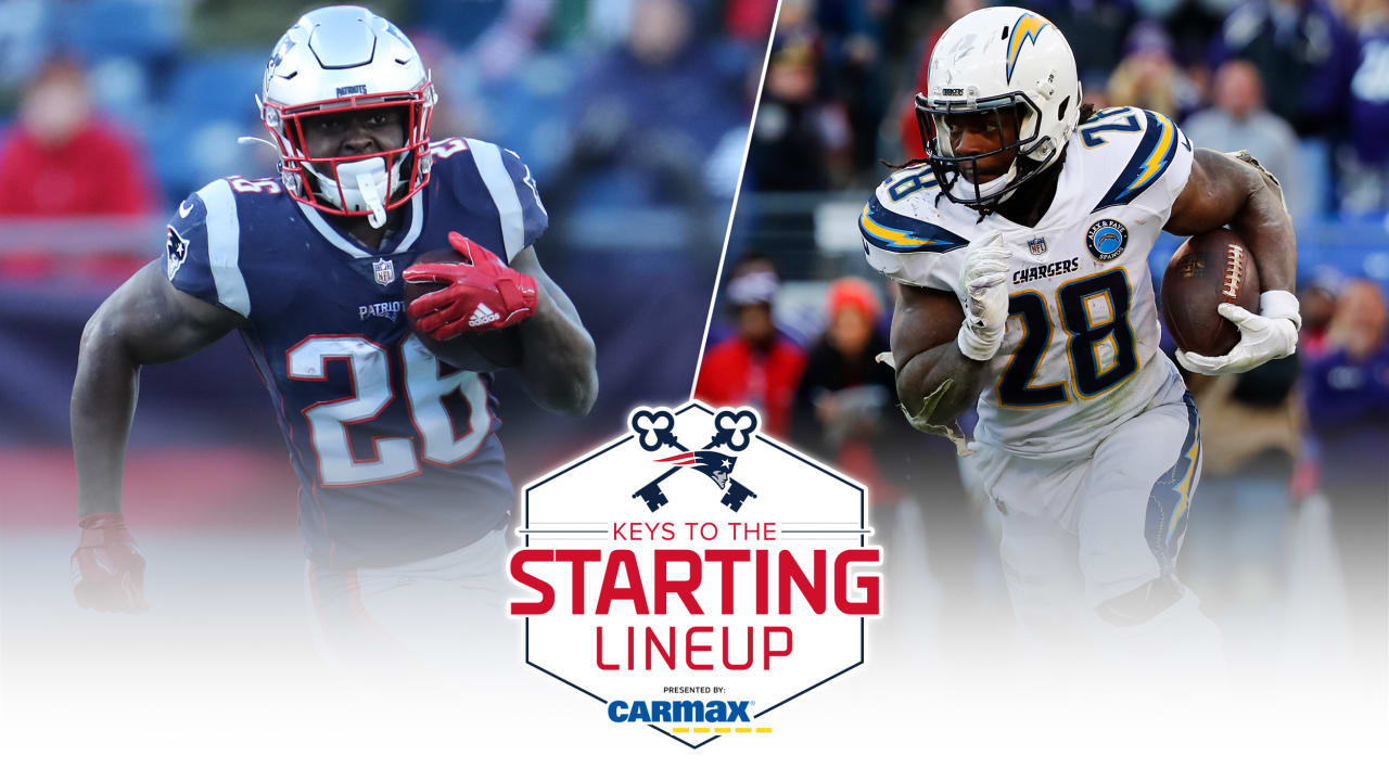 Keys to the Starting Lineup presented by CarMax  Patriots at home in the  cold 2106c2e6d