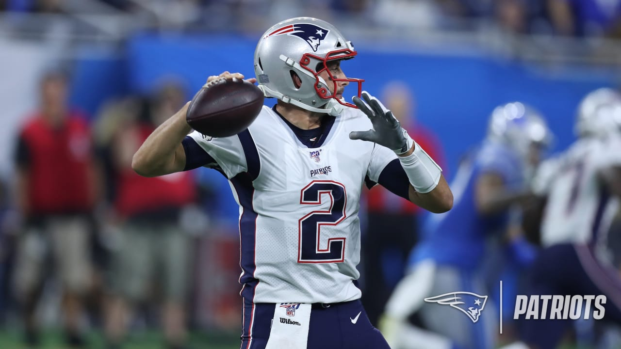 Brian Hoyer Shines In Detroit