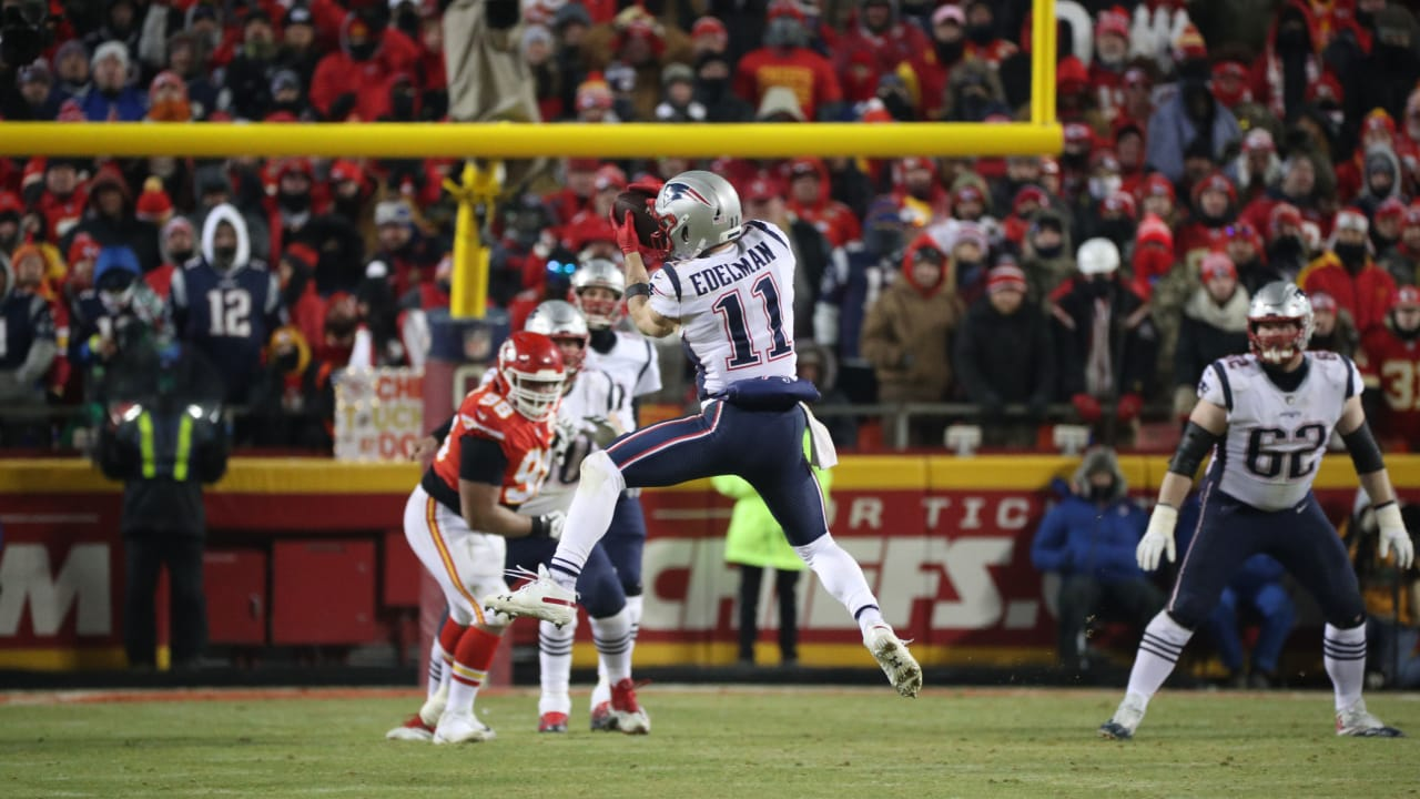ff6c6707d Every clutch catch by Julian Edelman and Rob Gronkowski