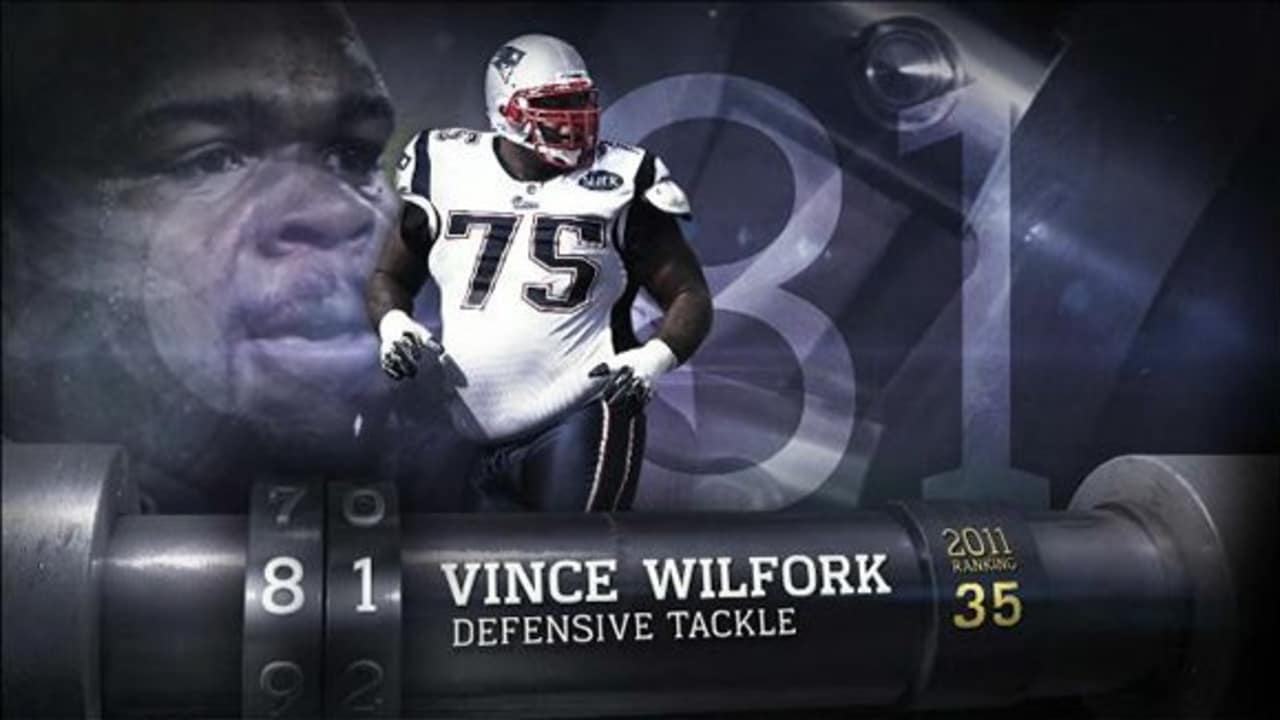 size 40 08f7f 79384 Top 100 Players of 2012': Vince Wilfork