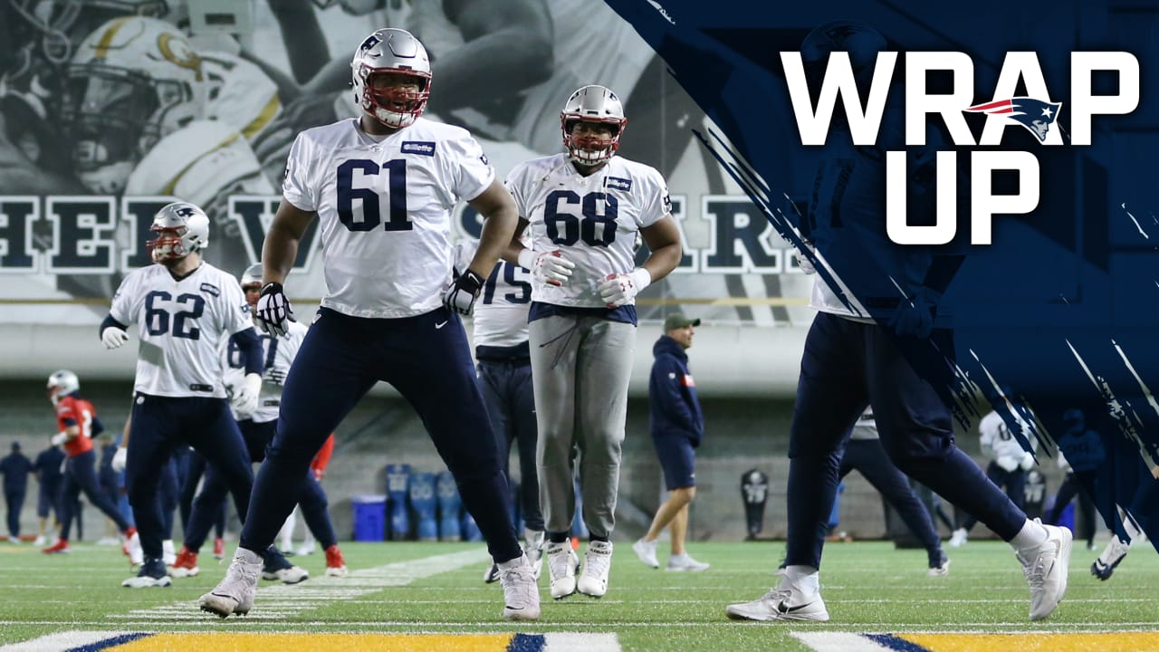 Wrap Up 1 30  Patriots get to work in ATL 1c771a20e