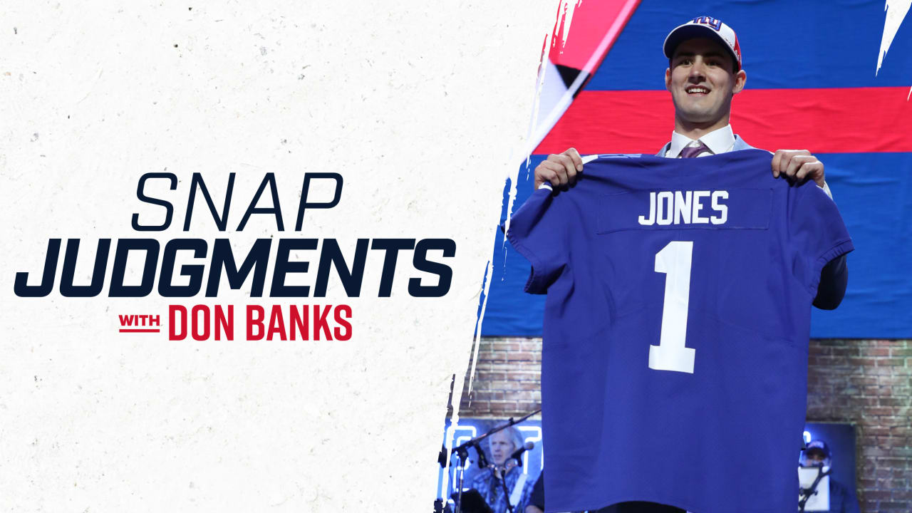 3aa5f1b69 First round NFL Draft Snap Judgments