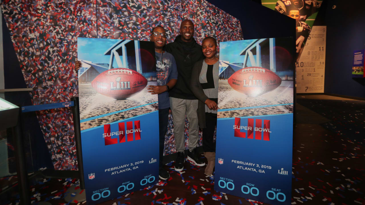 73f688d527f Surprise of a lifetime  Devin McCourty gives away two Super Bowl LIII  tickets