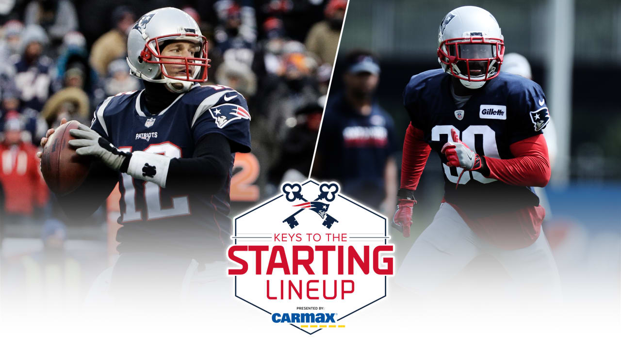 Keys to the Starting lineup presented by CarMax  6 things to watch vs.  Eagles 636b278f0
