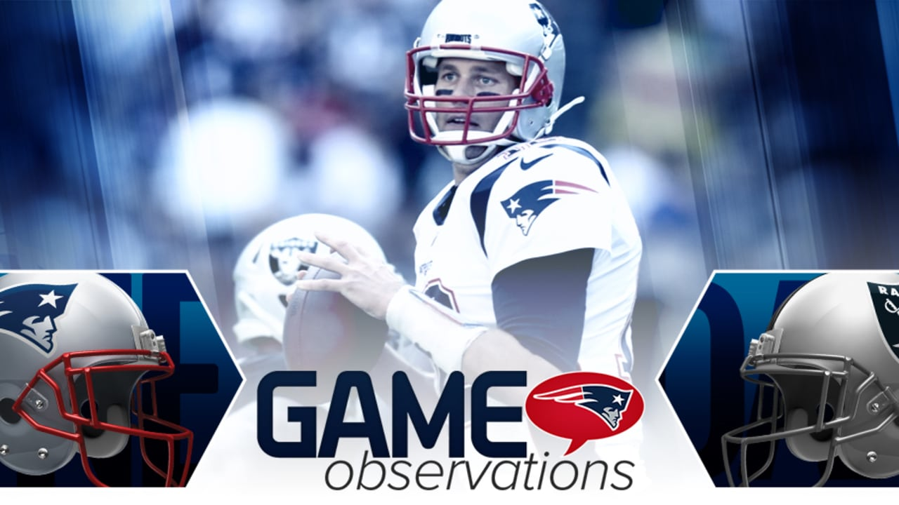 2b7f7534a Game Observations  Patriots enjoy fiesta in Mexico