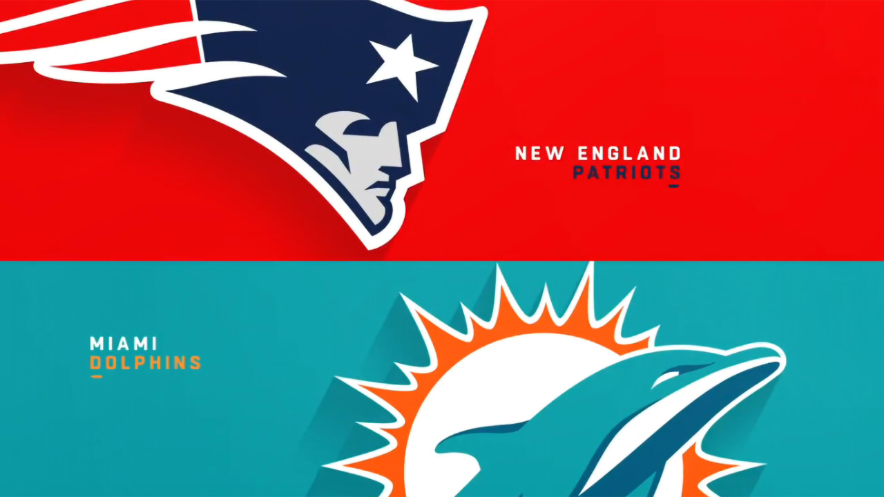 Patriots Vs Dolphins Highlights Week 14