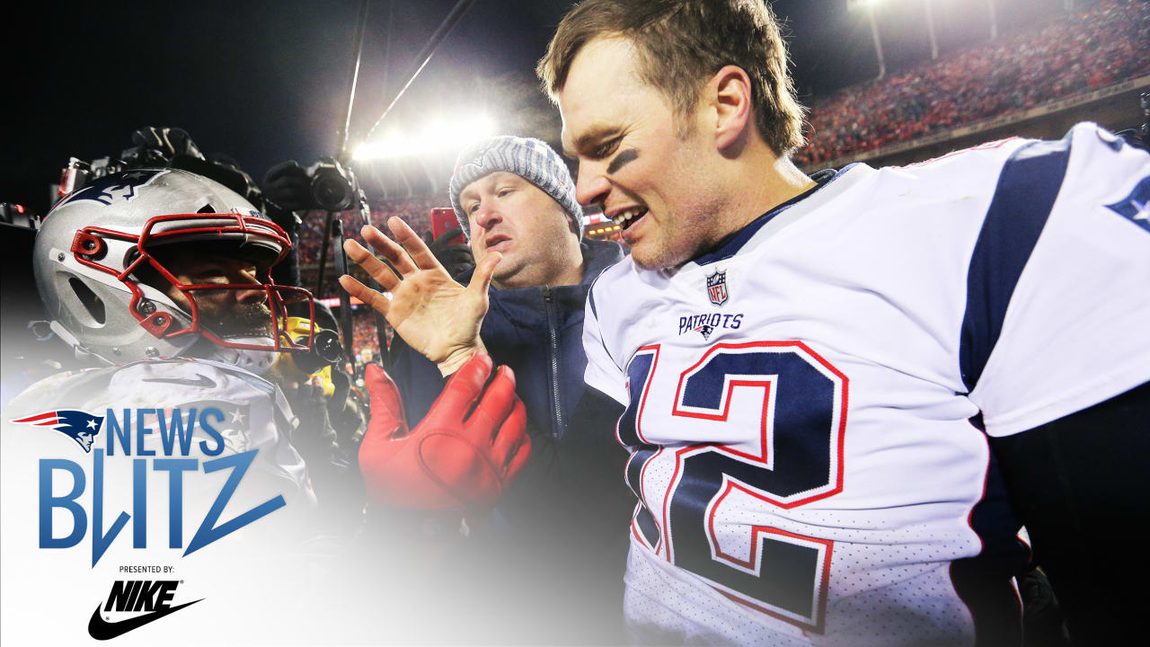 1a494a448 News Blitz 1 22  Much more on the Patriots domination in K.C.