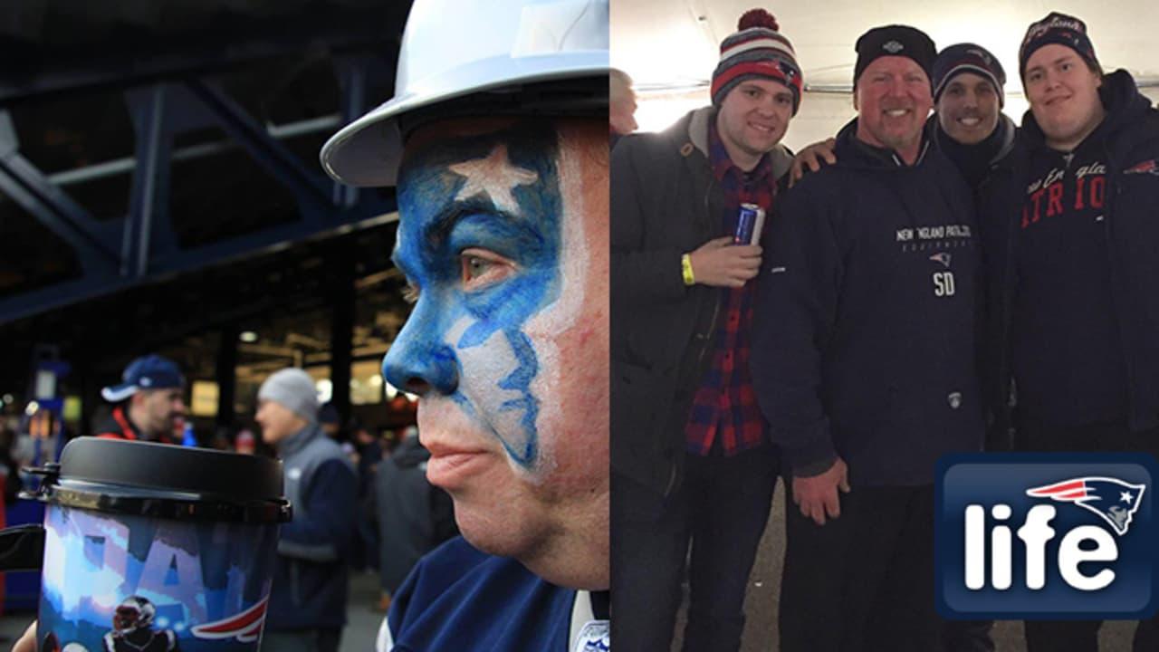 33a99539d Fan Club of the Month: Patriots Sweden