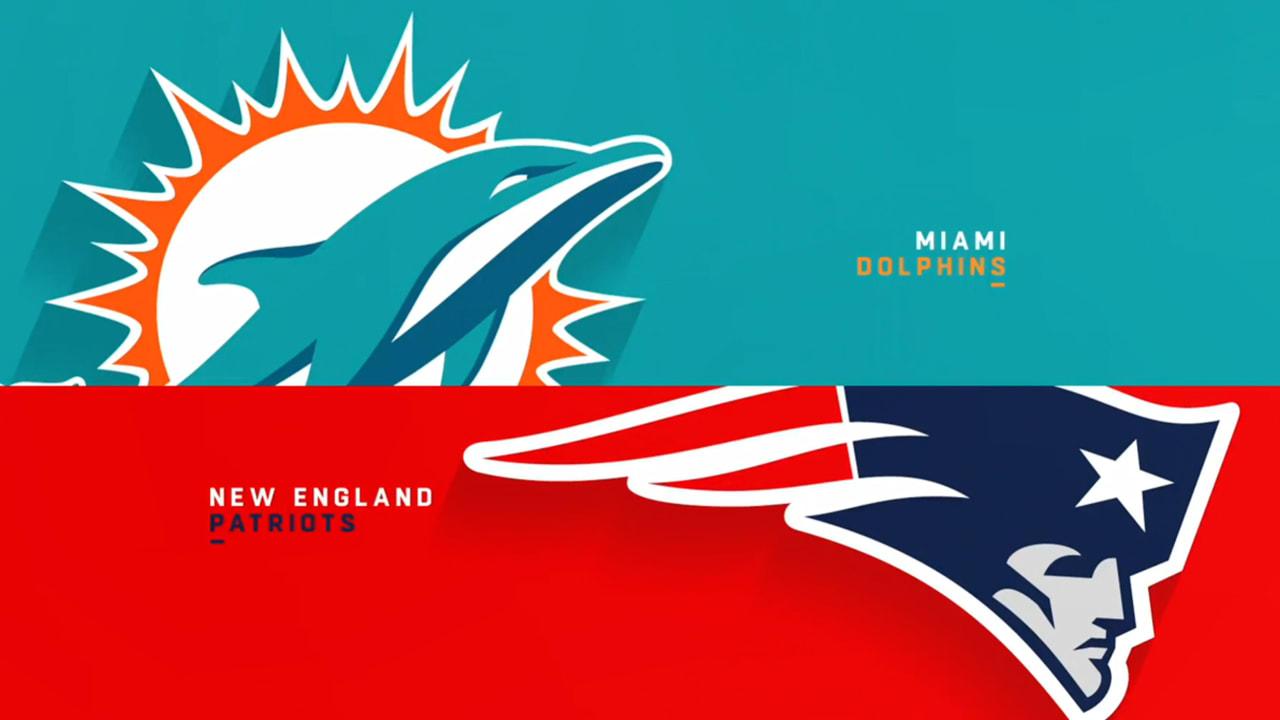 Dolphins vs. Patriots highlights   Week 4