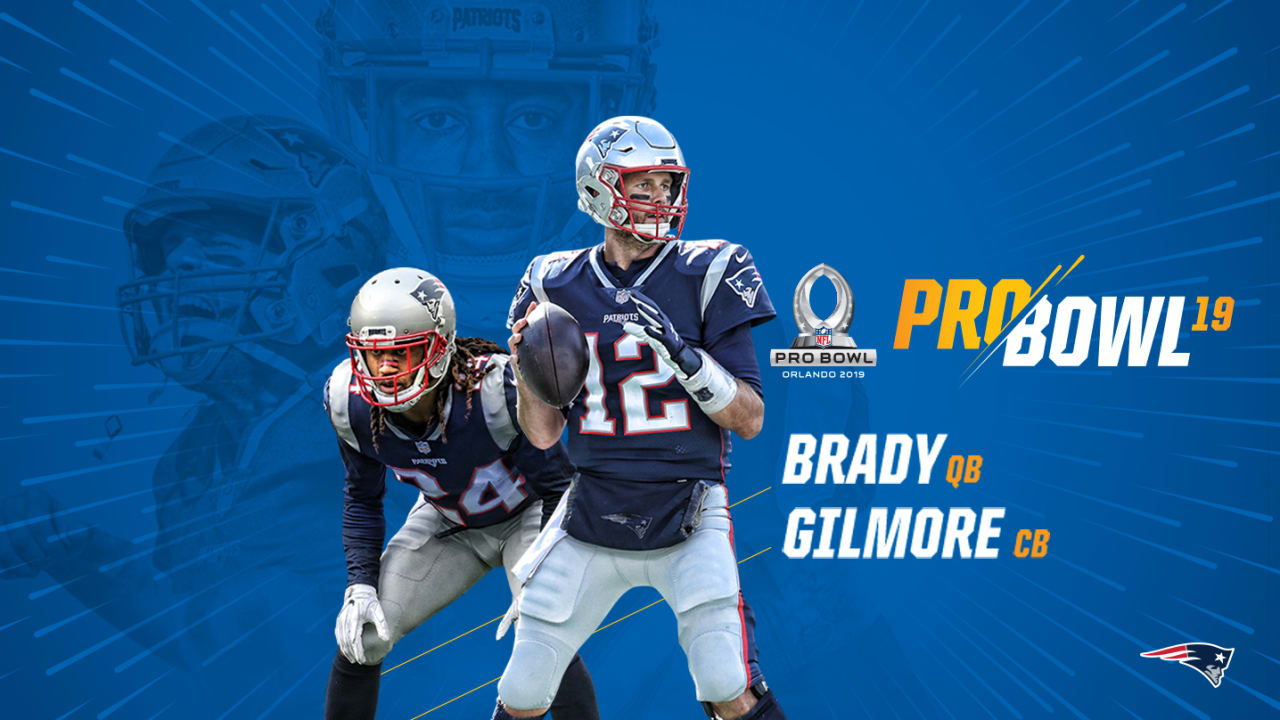info for 6b6e6 f622a Two Patriots Selected to the AFC Pro Bowl Squad