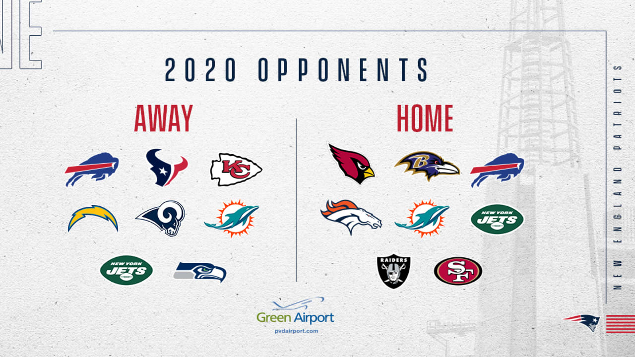 This is an image of Punchy Printable Team Schedules 2020