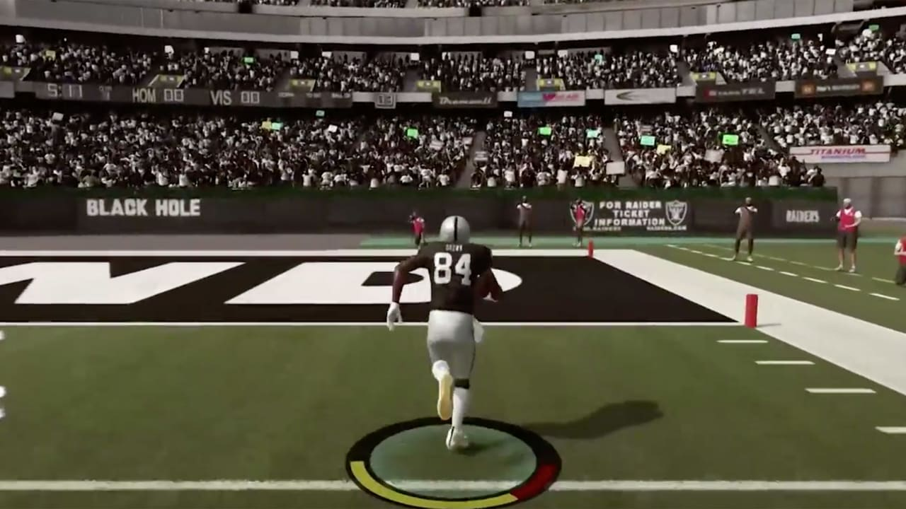 First look at Antonio Brown on the Raiders from 'Madden NFL 19'