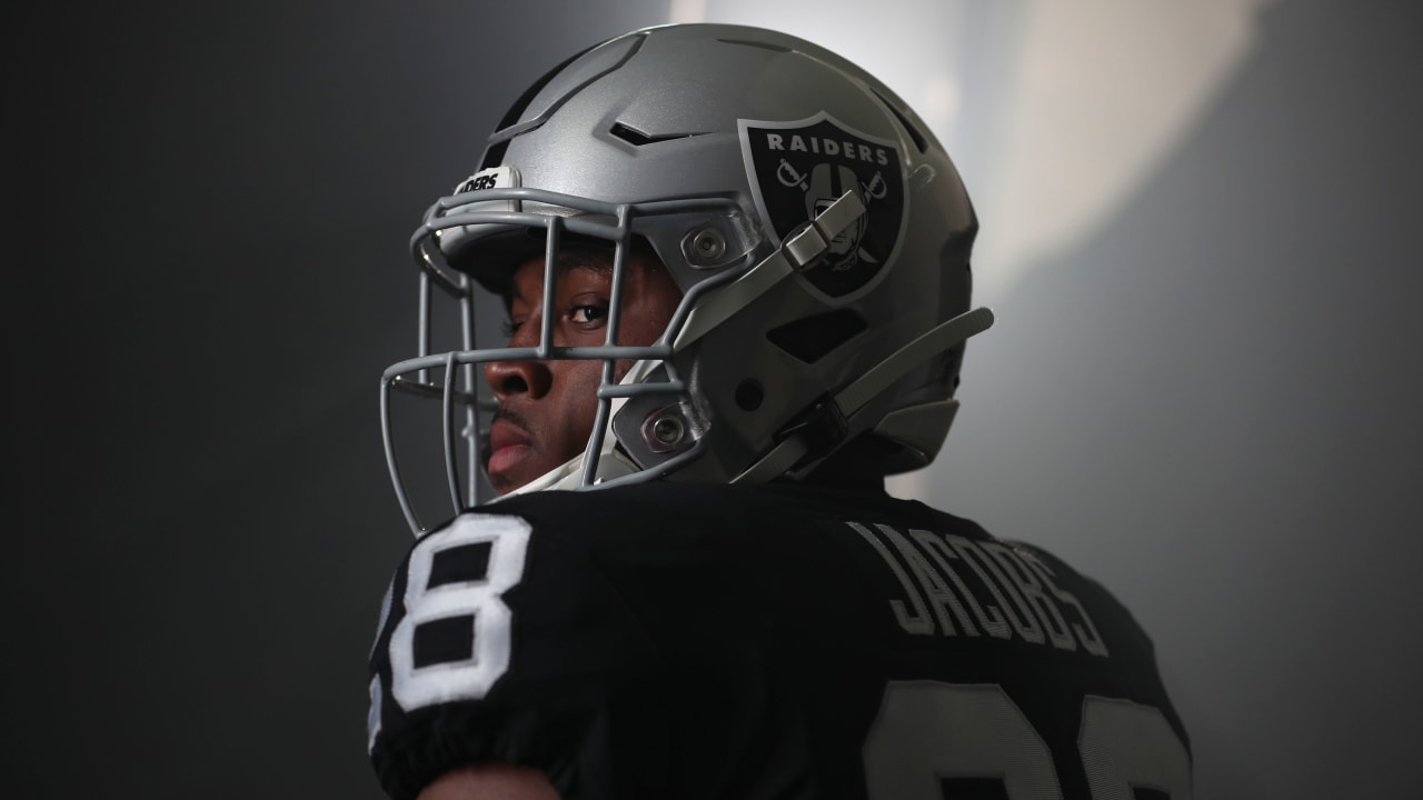 Raiders Running Back Josh Jacobs Has Been Approached For A Biopic About His Life Story